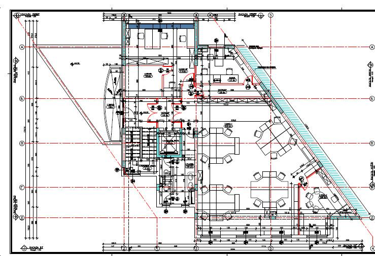 план на етаж